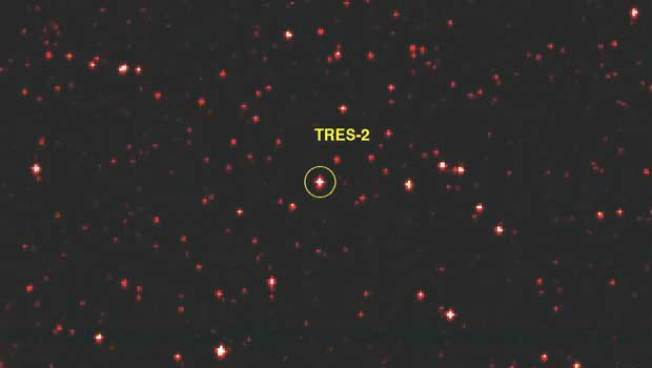 Telescope Goes on Planet Hunt