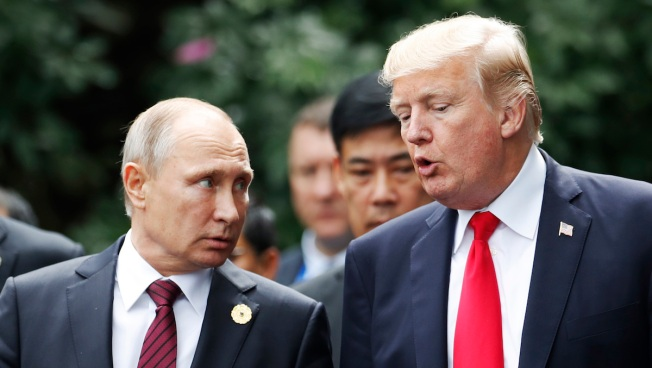 Trump and Putin May Meet Privately in Helsinki: Kremlin
