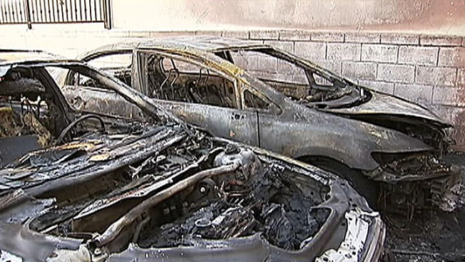 Arsonist Behind Panorama City Car Fires: Investigators