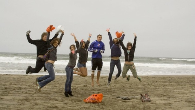California Coastal Cleanup: Volunteer Now