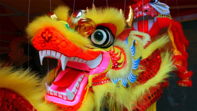 LA Kicks Off Festivities to Bring in Year of the Dragon