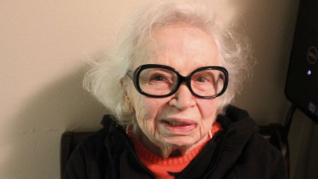 """96-Year-Old Dispenses Advice on How to """"Fall in Love for Life"""""""