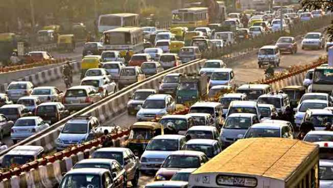 Watch Out on LA Roads, Listen Up in Delhi