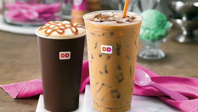 Dunkin' Donuts Iced Coffee Giveaway (at One Shop)