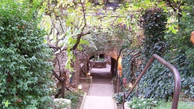 Now Open: Forestiere Underground Gardens