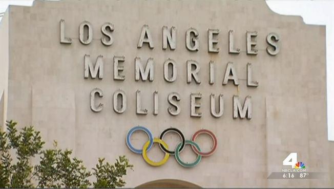 On Anniversary, Big Hopes for LA Hosting 2024 Games