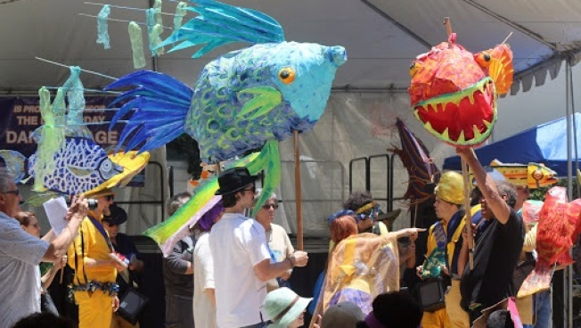 Lummis Day Festival: NELA Celebrates