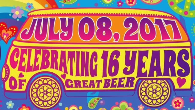 Monterey Beer Fest's Summer of Love