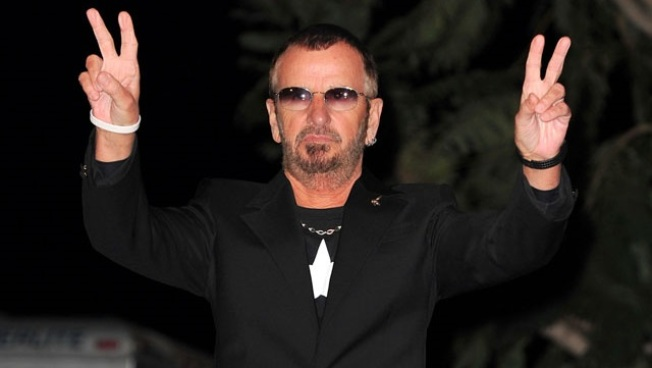 Peace & Love Salute: Join Ringo in Hollywood