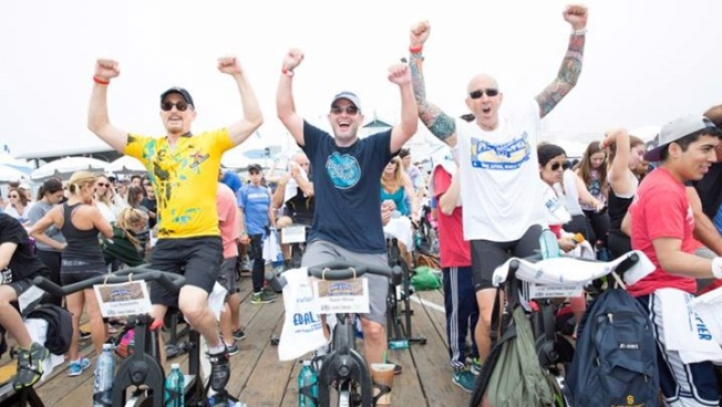 Santa Monica: Pedal on the Pier