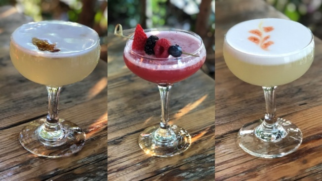 Celebrate Pisco Sour Day at Los Balcones