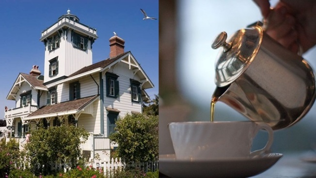 Free: Tea Time at Point Fermin Lighthouse