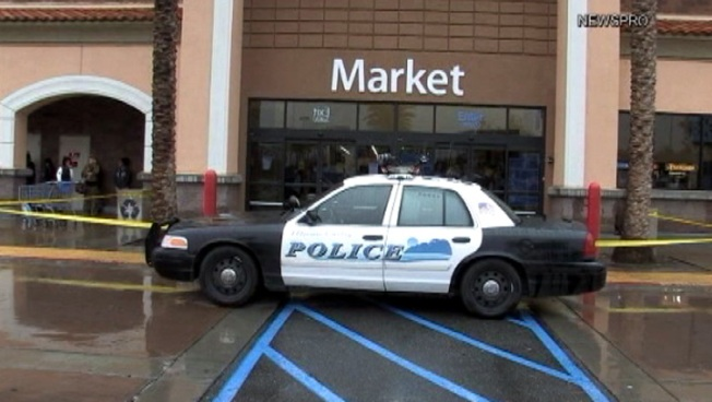 Camo-Clad Shopper Prompts Evacuation at Moreno Valley Walmart
