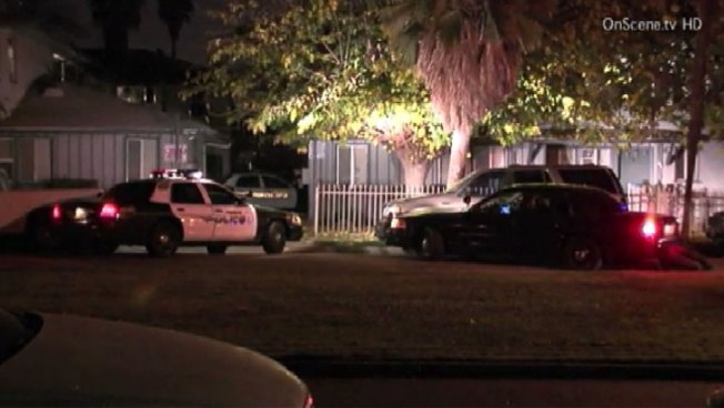 Police Search for Gunman in Pomona Shooting, Assault