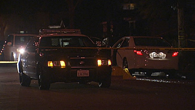 Santa Ana Police Fatally Shoot Man in Car