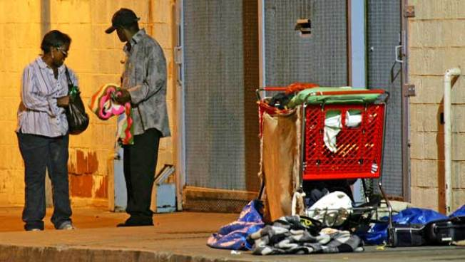 Foreclosures Push Renting Families Onto Skid Row