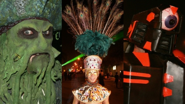 Things to Do This Week: Happy Halloween