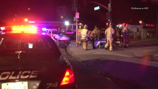 1 Dead, 1 Hurt in Westminster Crash