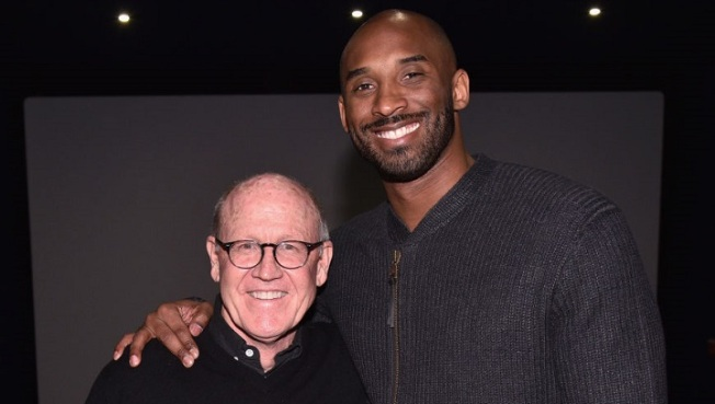 Kobe Bryant earns Oscar nod for 'Dear Basketball'