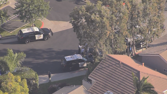 People Shot, Killed in Aliso Viejo