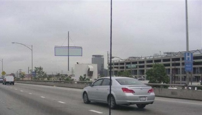 Very Sneaky Electronic Billboard Bid Rebuffed