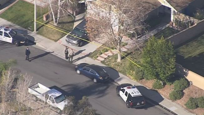 Husband Apparently Shoots Wife, Kids in LA County Home