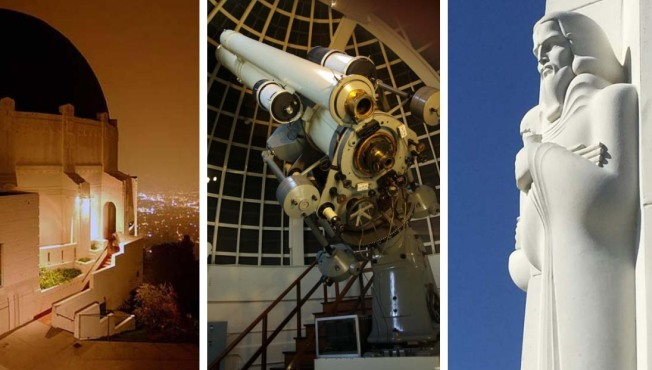 [LA GALLERY] Griffith Observatory: One of Los Angeles' Brightest Stars, Inside and Out