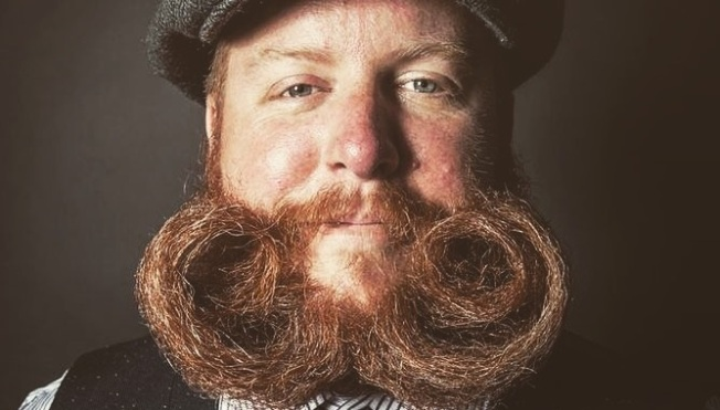 Beard Buffs: Join a Costa Mesa Contest