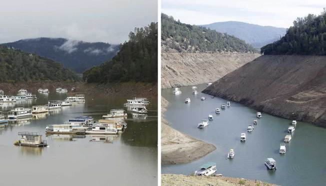 'Is Drought Over Yet?': That Might Not Be the Right Question to Ask