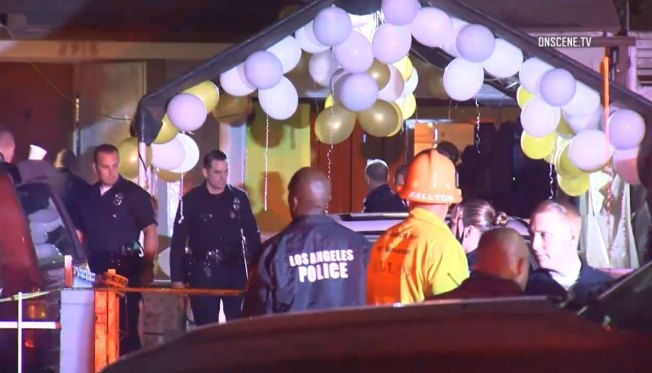 3 killed, 12 wounded in LA restaurant shootout