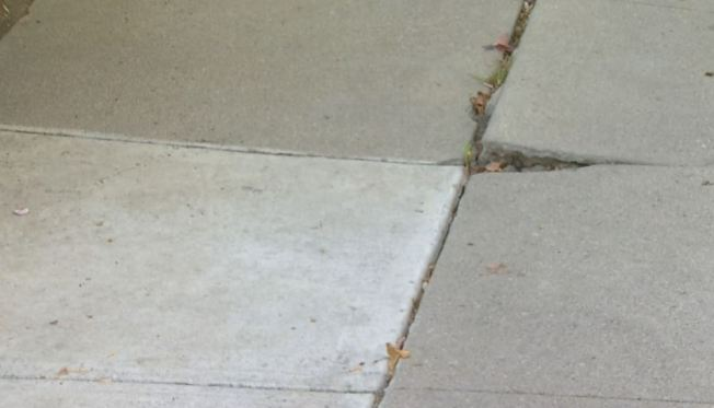 City Officials Weigh Cost of 5K Miles of Sidewalk Repairs