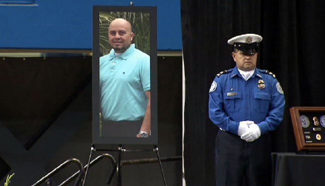 Family of Slain TSA Officer Sues City for $25 Million