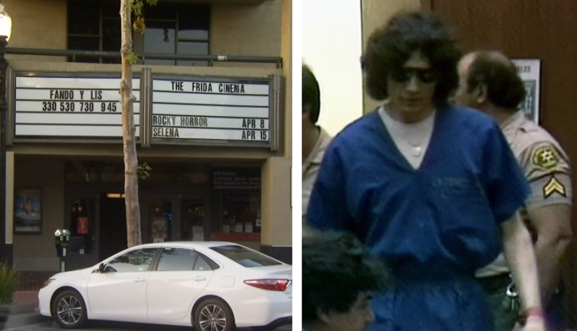 'The Night Stalker' Movie to Premiere in Santa Ana Near Serial Killer's Last Crime