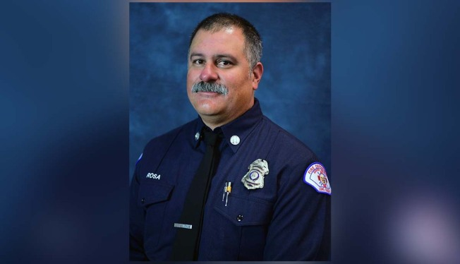 Colleagues React to the Shooting Death of Long Beach Fire Capt. David Rosa