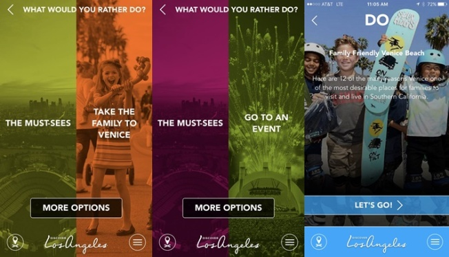 Los Angeles: New Immersive App Launches
