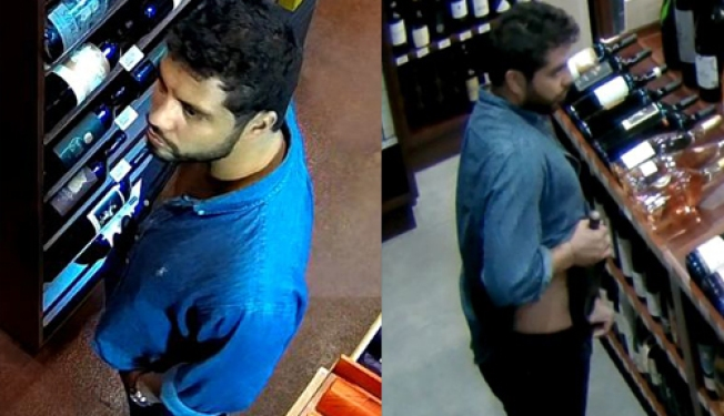Man Wanted for Stealing Wine by Stuffing Bottles Down Pants: Police