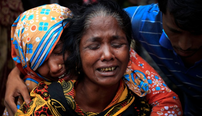 Bangladesh Factory Building Collapse Death Toll Hits 622