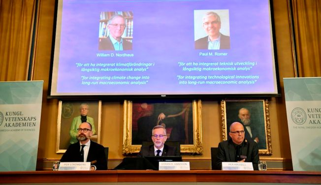 2 American Researchers Win Nobel Economics Prize