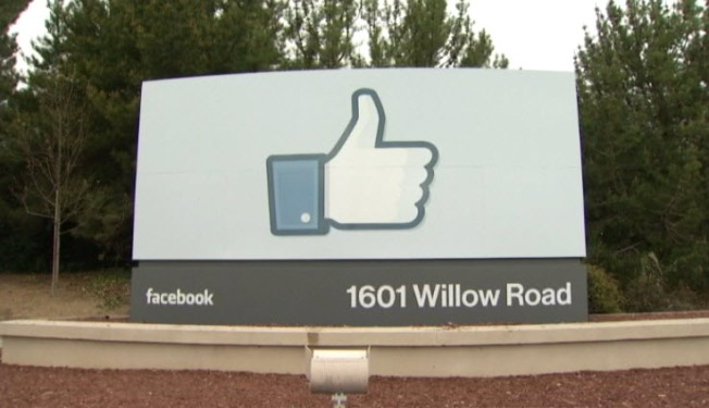 Facebook Could Be 1st Private Company in U.S. to Pay for Full-Time Beat Cop