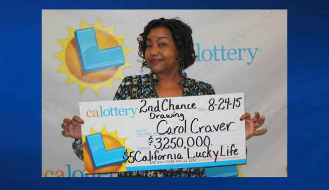Retiree Gives Lottery Ticket a Second Chance, Wins $3