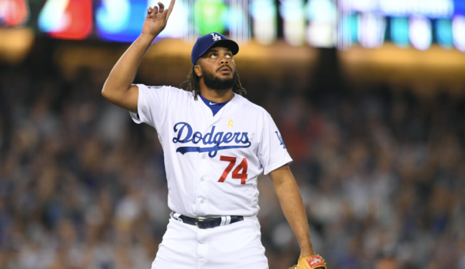 98591cacd Dodgers Closer Kenley Jansen Could Miss Upcoming Series in Colorado ...