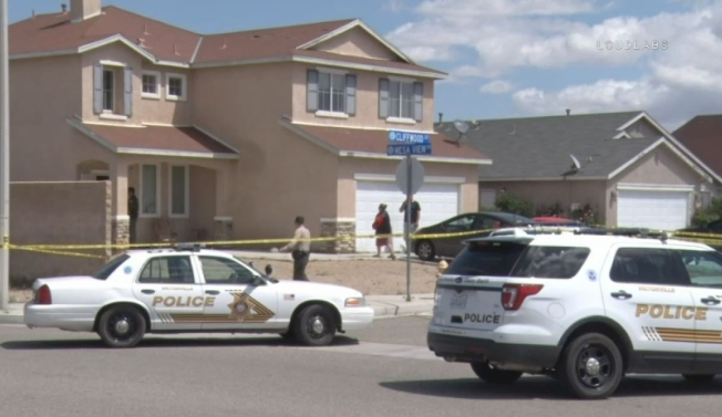 Victorville man suspected of killing his mother