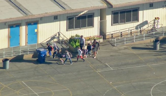 Hart Elementary School Lockdown Lifted, Police Investigation Continues