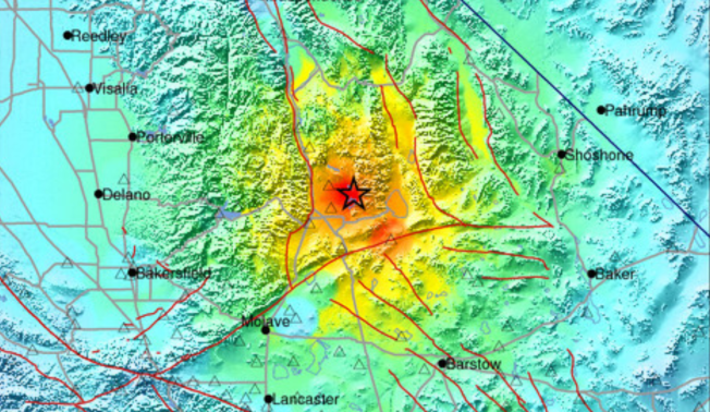List: Southern California's Strongest Earthquakes in the Last 25