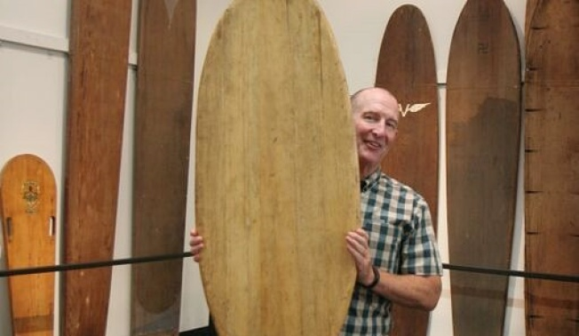 OC to DC: Surfing Artifacts Head for the Smithsonian