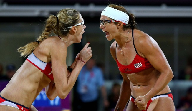 May-Treanor, Walsh Jennings Win Third Gold in Beach Volleyball