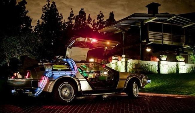 """Back to the Future"" to Screen at Doc Brown's House"