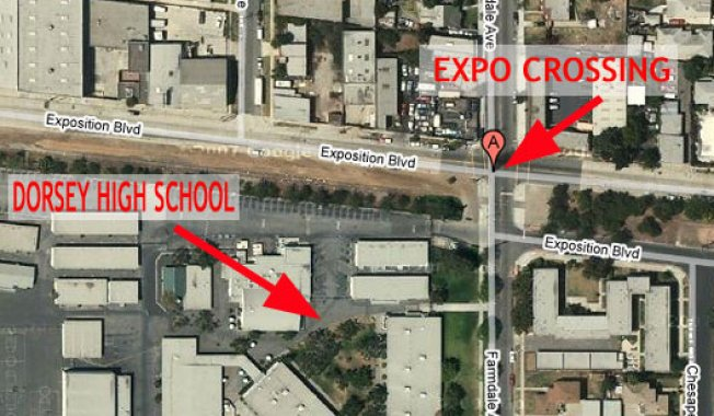Judge Rules Expo Line Must Be Grade Separated in Two Spots