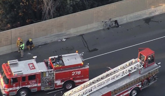 101 Freeway Lanes Reopen After Fatal Crash Investigation in Studio City Area