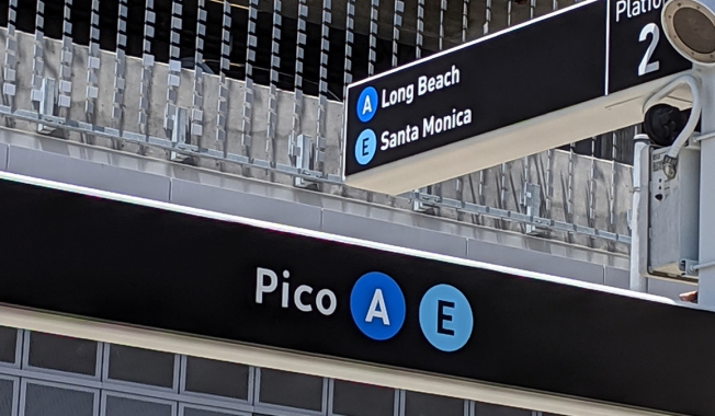 Metro's Blue Line Will Have a New Name When It Reopens Next Month